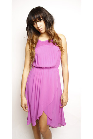 magenta Swaychiccom dress