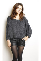 Charcoal-gray-swaychiccom-sweater