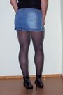 Blue-fishbone-skirt-black-no-brand-tights-black-no-brand-top