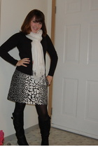 shirt - Jcrew via Ebay skirt - Steve Madden via Ebay shoes
