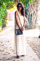 cream maxi Love Marks Co dress