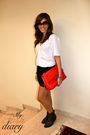 Kurt-geiger-boots-h-m-skirt-chanel-bag-truly-madly-deeply-shirt