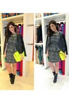 sdgf bag - H&M dress