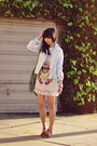 Eggshell-muchachos-one-teaspoon-dress-white-denim-moto-aeropostale-jacket