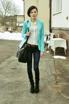Blazer blazer - Shoes shoes - Bag bag