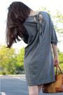 Club-monaco-dress-loewe-bag
