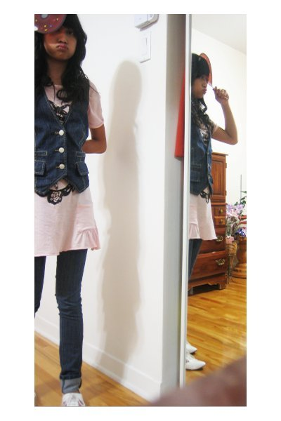 Zara dress - accessories