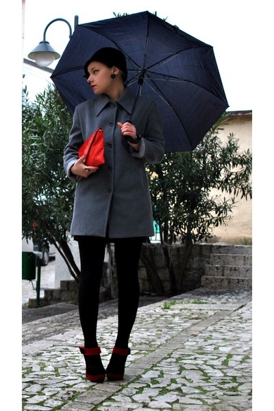 grey Essenza coat