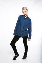 Denim-shirt-violet-boutique-shirt