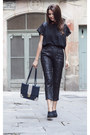 Black-transparency-elena-gallego-blouse-black-elena-gallego-pants