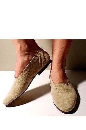 beige Lauro shoes