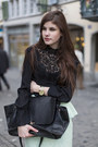 Black-trapeze-celina-bag-black-lace-zara-blouse-black-crystal-tally-heels
