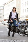 Black-thigh-high-zign-boots-blue-skinny-hudson-jeans