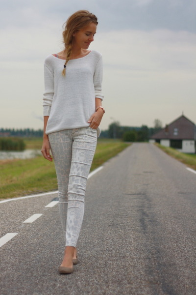 H&M jeans - Vila sweater