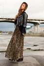 Tan-h-m-dress-black-ebay-jacket-black-sam-edelman-boots