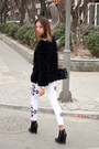 Black-sam-edelman-boots-isabel-marant-jeans-gold-michael-kors-watch