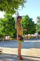 aquamarine Kora Rae dress - yellow Kora Rae dress - amethyst Kora Rae dress