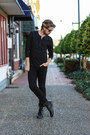 Steve-madden-boots-kr3w-jeans-kill-city-shirt-ray-ba-sunglasses