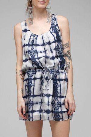 blue Need Supply Co dress