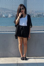 Black-toms-shoes-black-h-m-shirt-black-stradivarius-shorts