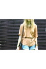 Blue-zara-shorts-nude-h-m-blouse