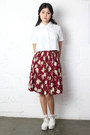Cropped-the-whitepepper-shirt-the-whitepepper-vintage-skirt