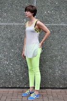 Lime-green-neon-jeans-the-whitepepper-jeans