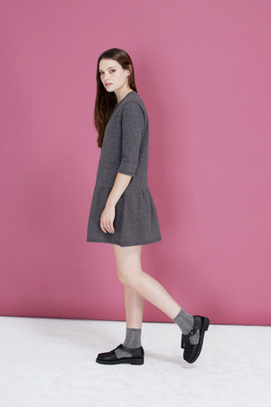 THE WHITEPEPPER shoes - THE WHITEPEPPER dress