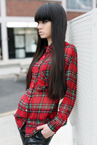 Red-check-blouse-the-whitepepper-blouse