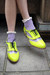 neon THE WHITEPEPPER shoes
