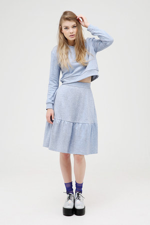 THE WHITEPEPPER skirt - THE WHITEPEPPER skirt - THE WHITEPEPPER socks