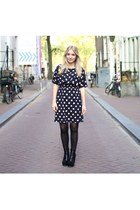 polkadot H&M Trend dress