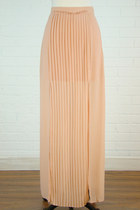 maxi skirt threadcase skirt
