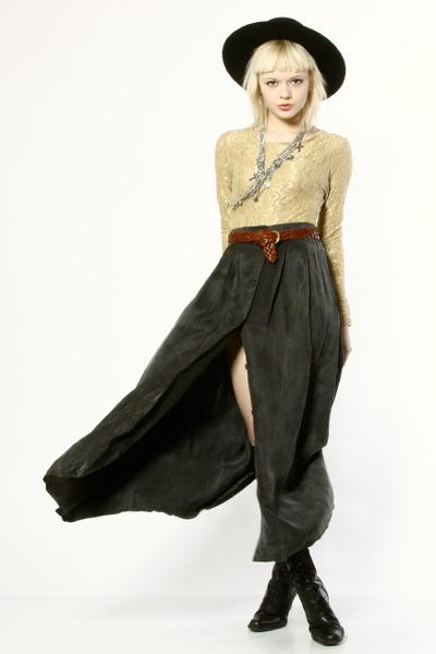 THRIFTEDnet skirt