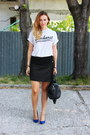 Zara-shoes-zara-skirt-vintage-t-shirt