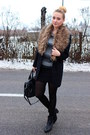Ankle-boots-atmosphere-shoes-new-yorker-coat-c-a-sweater