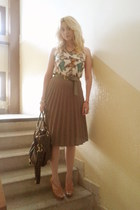Romwecom shoes - asos bag - Forever 21 top - vintage belt - vintage from Ebay sk