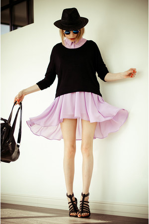 amethyst Sheinside dress