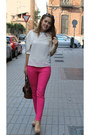 Zara-heels-bimba-lola-bag-zara-pants-queens-wardrobe-blouse