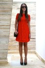 Red-lace-mango-dress