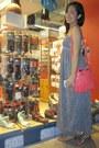 Parisian-sandals-sm-department-store-bag-wagw-dress-local-tiangge-earrings