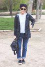 Navy-mih-jeans-jeans-navy-petit-bateau-jacket-navy-louis-vuitton-bag