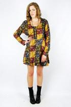 mustard Trashy Vintage dress