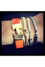 Bracelet-hermes-bracelet-zipper-bangles-trendyeverything-bracelet