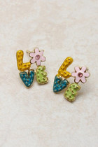 Tricisny-earrings