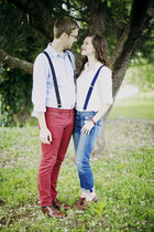 His & Hers: Suspenders