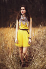 Brick-red-ankle-oneill-boots-mustard-tulle-sequin-hearts-dress