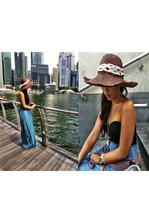 native sun hat hat - from bangkok dress