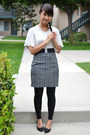 Worn-as-a-skirt-love-culture-dress-american-retro-shirt-h-m-heels-f21-belt