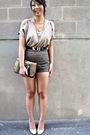 Beige-forever-21-blouse